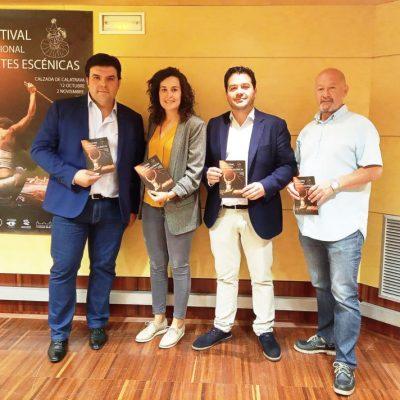 """El XIII Festival Internacional de Artes Escénicas llega a Calzada """"con más fuerza que nunca"""""""