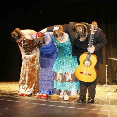 El cantaor Ricardo Fernández del Moral cerró el primer fin de semana del Festival Internacional de las Artes Escénicas de Calzada de Calatrava