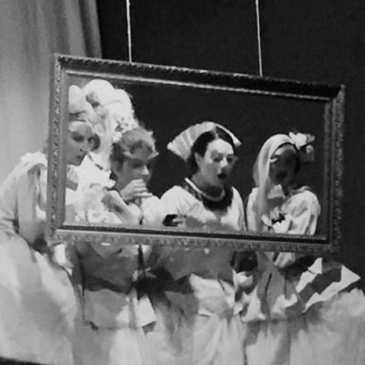 El XIII Festival Internacional de la Artes Escénicas de Calzada de Calatrava acogerá el 27 de Octubre la comedia barroca «Meninas»· de Le Corps d'Ulan